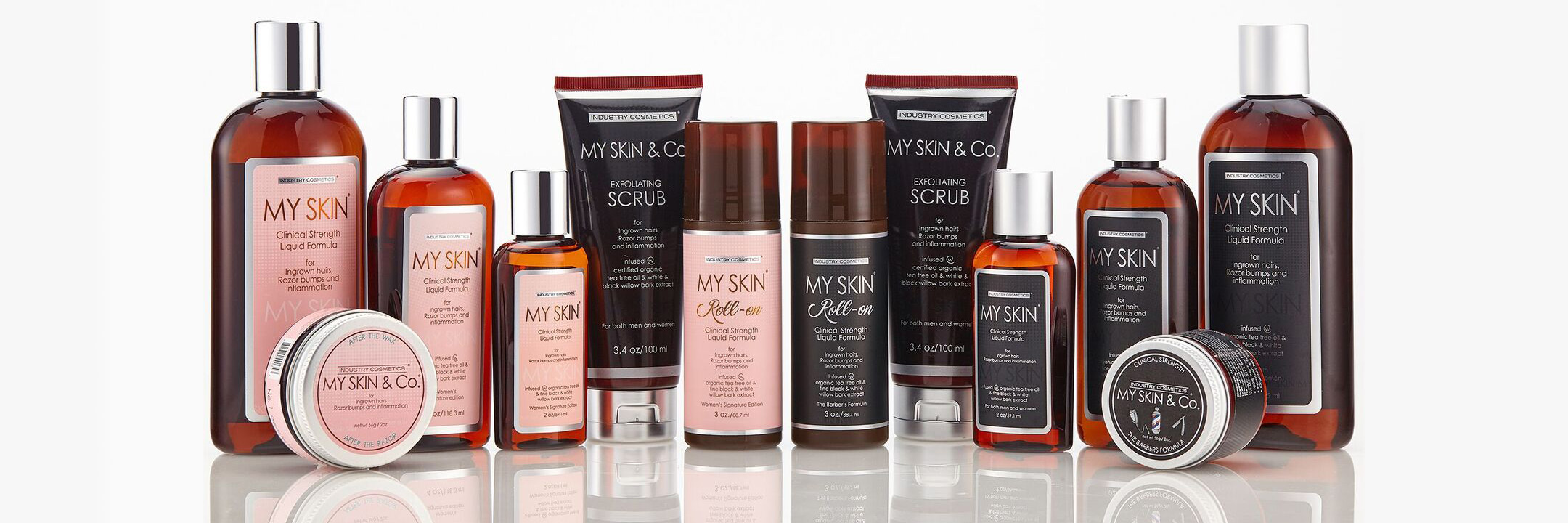 Go My Skin's Complete line of products